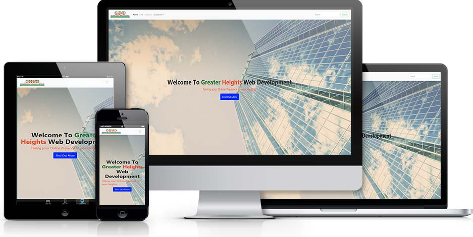 responsive image showcase